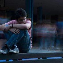 Le migliori cose del mondo: il giovane Francisco Miguez in una scena del film