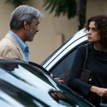 Le migliori cose del mondo: José Carlos Machado e Denise Fraga in una scena del film