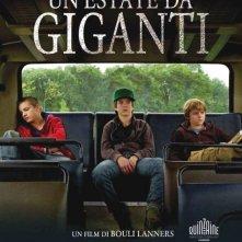 Un'estate da giganti: la locandina italiana del film