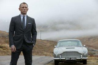 007 - Skyfall: Daniel Craig, in una scena del nuovo film della saga su James Bond