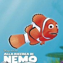 Alla ricerca di Nemo in 3D: il character poster italiano di papà Marlin