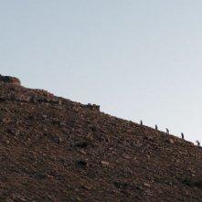 Beyond the Hill: una spettacol.are scena del film