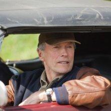 Clint Eastwood in una scena di Di nuovo in gioco