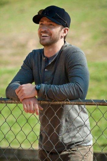 Di nuovo in gioco: Justin Timberlake è Johnny Flanagan, rivale di Clint Eastwood nel film