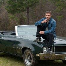 Di nuovo in gioco: Justin Timberlake in una scena del film
