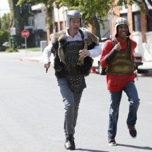 Go On: Matthew Perry e Tyler James Williams nel pilot della serie