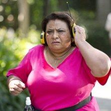 Go On: Tonita Castro in una scena dell'episodio Bench-Clearing Brawl