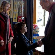 J'enrage de son absence: Alexandra Lamy con William Hurt e Jalil Mehenni in una scena