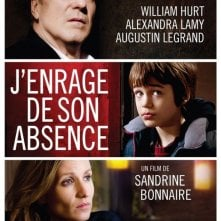 J'enrage de son absence: il poster francese del film