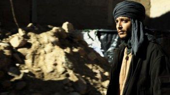 Le Repenti: Nabil Asli in una scena del film
