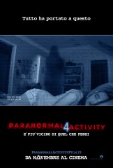 Paranormal Activity 4 in streaming & download