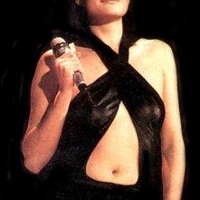 Sanremo 1986, Anna Oxa con un sensazionale look che suscita scalpore