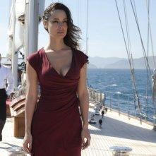 Skyfall: Bérénice Marlohe e Daniel Craig, in una scena del nuovo film di 007