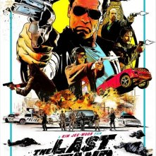 The Last Stand: nuovo poster