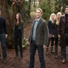 Twilight Saga: Breaking Dawn - Parte 2, una scena di gruppo tratta dal film