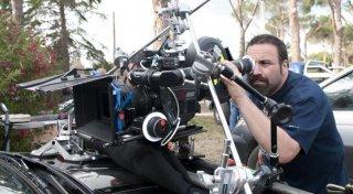 Viva l'Italia: il regista Massimiliano Bruno sul set del film