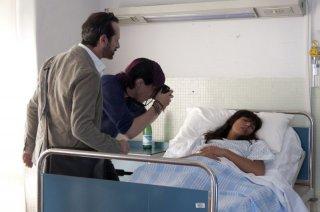 Viva l'Italia: Rocco Papaleo in una scena del film insieme ad Ambra Angiolini