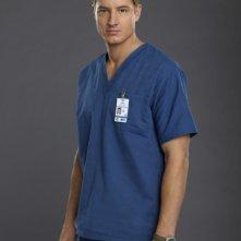 Emily Owens, M.D.: Justin Hartley in una foto promozionale