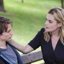 Emmanuelle Seigner con Ernst Umhauer nel dramma thriller Dans la Maison