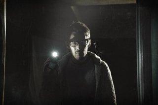 Sinister: Ethan Hawke è lo scrittore Ellison Oswalt, impegnato ad indagare su un caso di omicidio