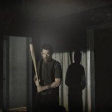 Sinister: Ethan Hawke in una scena