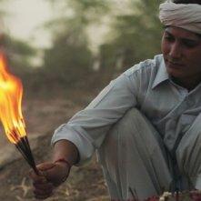 Noor: una scena del film franco-pakistano incentrato sulla figura di Noor, un transgender deciso a cambiare vita