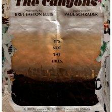 The Canyons: ecco la prima locandina