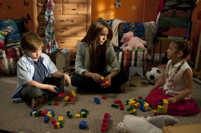 The Client List Jennifer Love Hewitt In Una Foto Di Scena Del Pilot Della Serie 254279