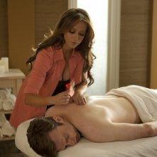 The Client List: Jennifer Love Hewitt in una scena del pilot della serie