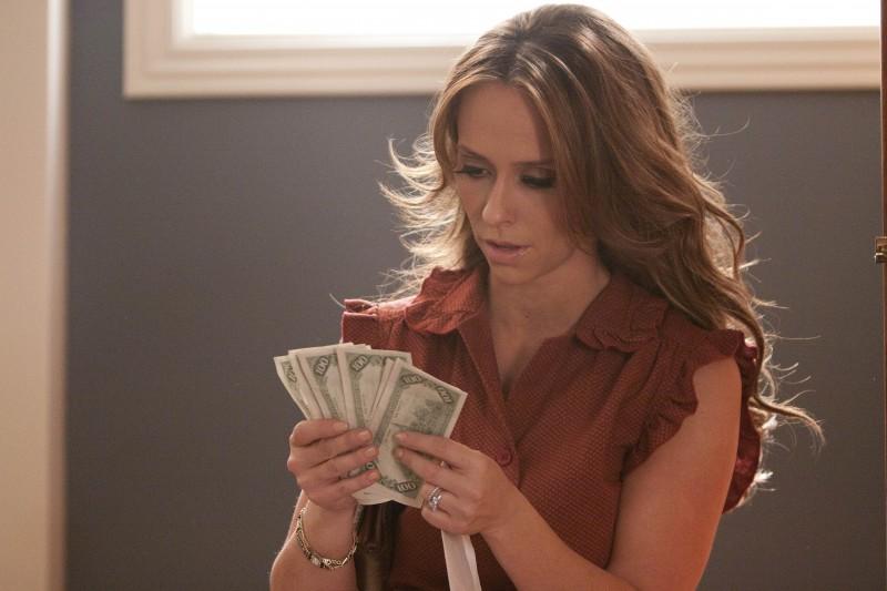 The Client List Jennifer Love Hewitt Nel Pilot Della Serie 254263