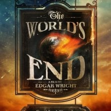 The World's End: una suggestiva ed esplicativa locandina