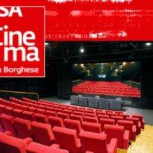 MedFilm Festival 2012: un'immagine de La Casa del Cinema di Roma che ospiterà l'edizione 2012