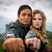 Agent Ranjid rettet die Welt: Kaya Yanar e Birte Glang nel cast del film tedesco