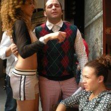Dal set di Don Luca c'è, Valeria Graci, Gianluca Fubelli e Nora Amile