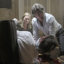 Eric Roberts in una scena drammatica di The Child, thriller tedesco del 2012