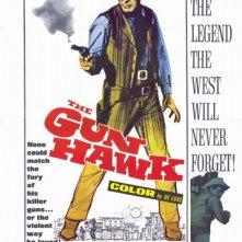 Furia del West: la locandina del film