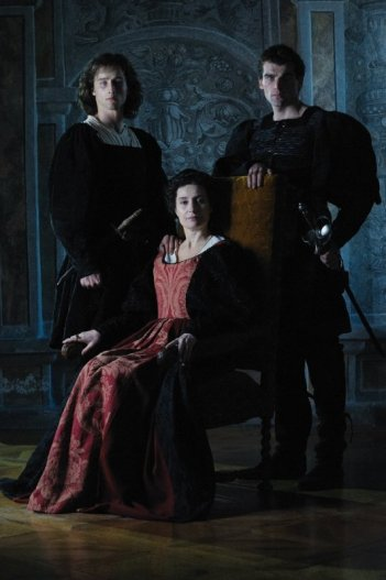 I Borgia: Una foto promozionale della serie