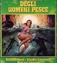 L'isola degli uomini pesce: la locandina del film