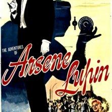 Le avventure di Arsenio Lupin: la locandina del film