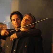 Revolution: Billy Burke e Mark Pellegrino nell'episodio No Quarter