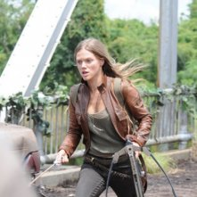 Revolution: Tracy Spiridakos nell'episodio No Quarter