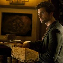 The Vampire Diaries: David Alpay nell'episodio The Five