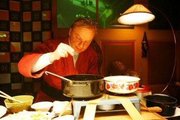 Uwe Steimle ai fornelli nel biopic tedesco Sushi in Suhl