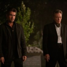 7 psicopatici: Colin Farrell e Christopher Walken in una scena del film