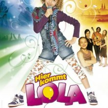Ecco a voi Lola!: la locandina del film