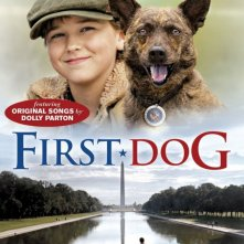 First Dog: la locandina del film