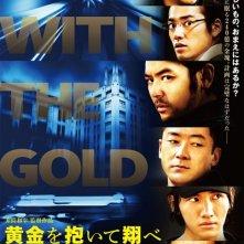 Fly With The Gold: la locandina del film