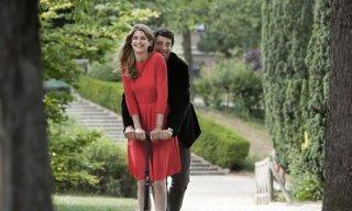 Paris Manhattan: Alice Taglioni insieme a Patrick Bruel in una scena