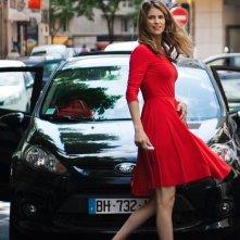 Paris Manhattan: la protagonista del film Alice Taglioni in una scena