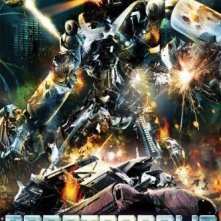 Robotropolis: la locandina del film